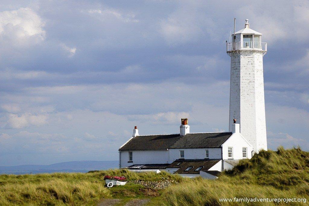 South Walney Lighthouse