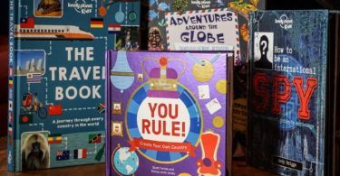 Kids Travel Books from Lonely Planet