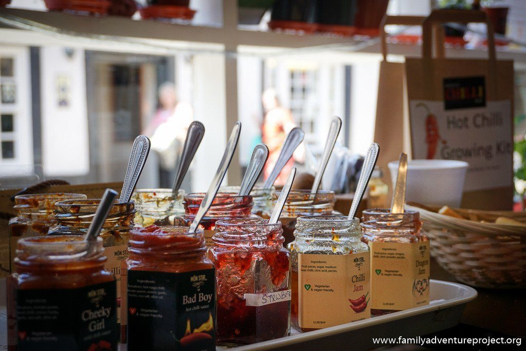 Tasting time in the Little Chilli Shop Beaumaris