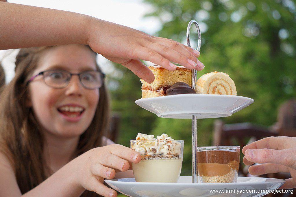 Afternoon Tea at the Belfield Hotel Windermere