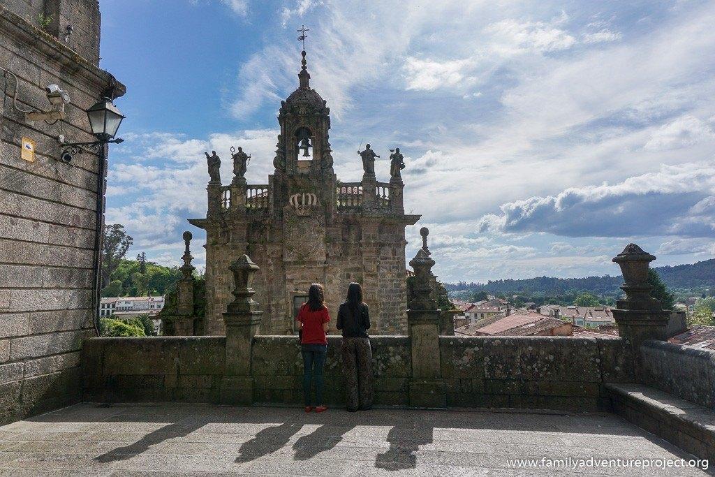 Saint Fructuso Church, Santiago de Compostela