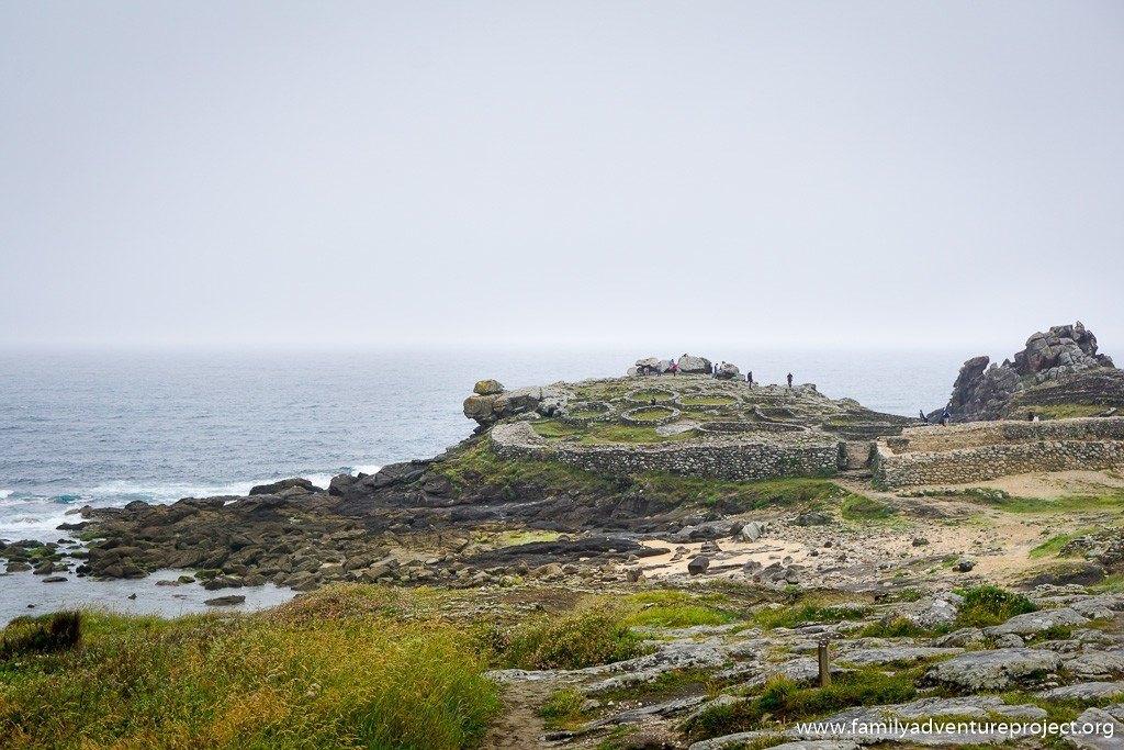 Castro de Barona, Porto do Son, Galicia