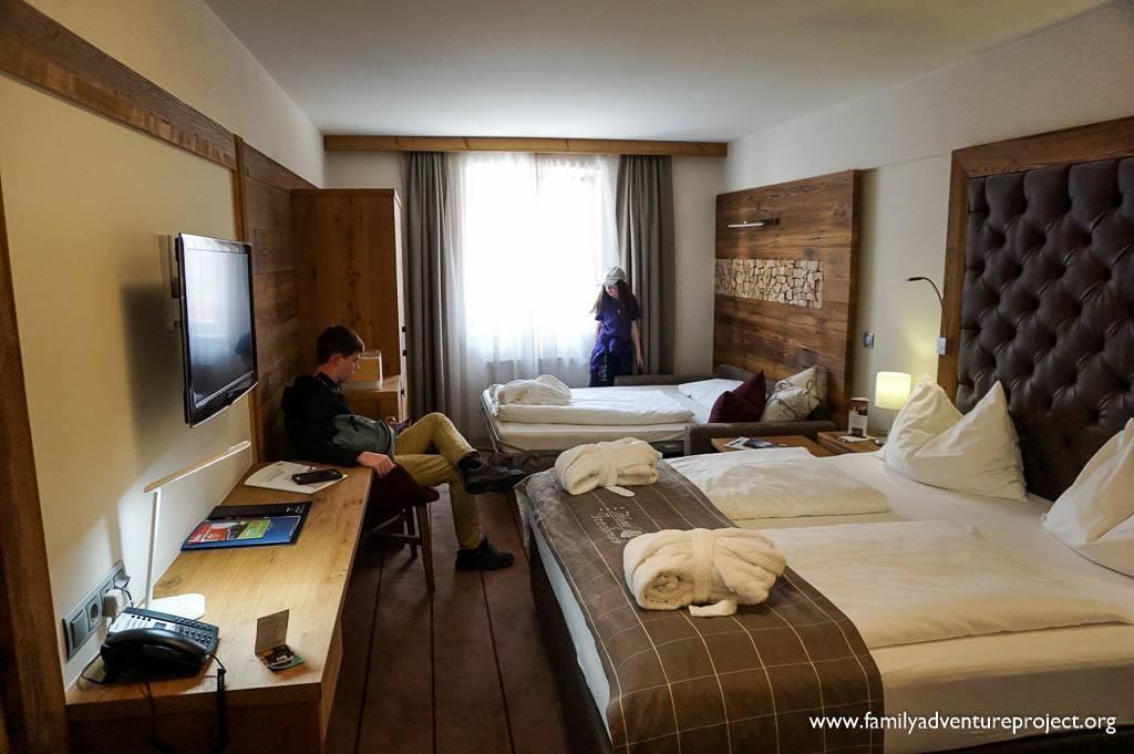 Room in the Hotel Innsbruck, Innsbruck