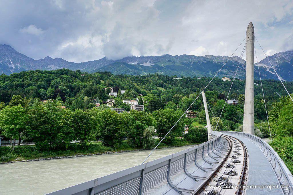 Nordkettenbahn, Innsbruck