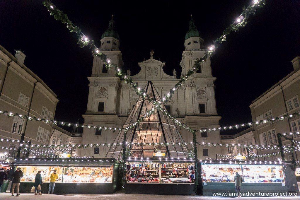 Salzburg Christkindl Markt