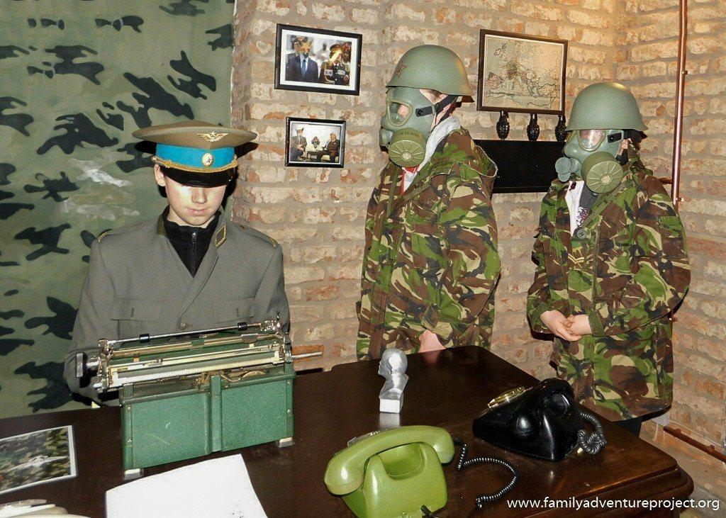 Fox in a Box Cold War Escape Room in Munich