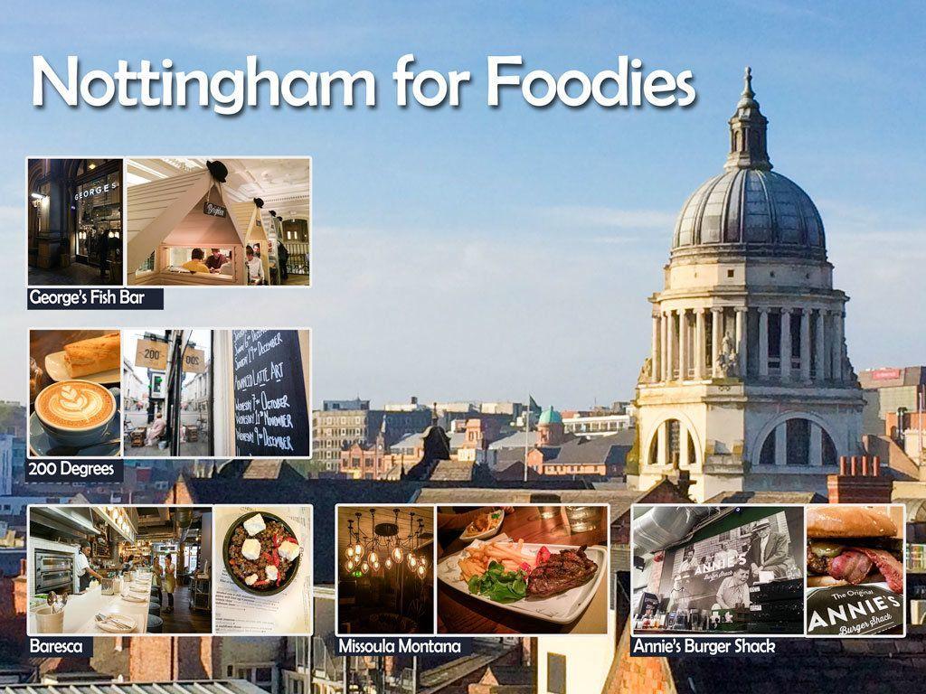 Foodie Nottingham