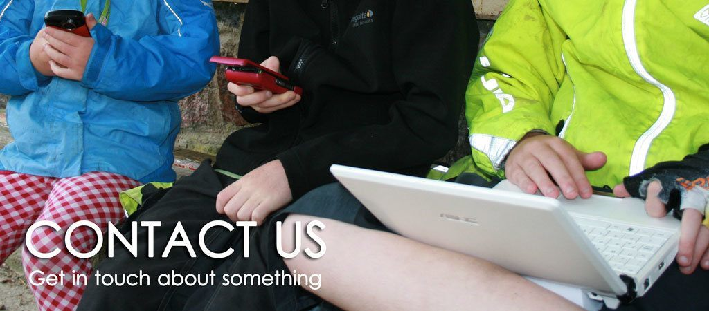 Contact Us - Get in Touch about Something