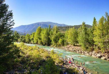 La Gorga in Boltaña, Pyrenees