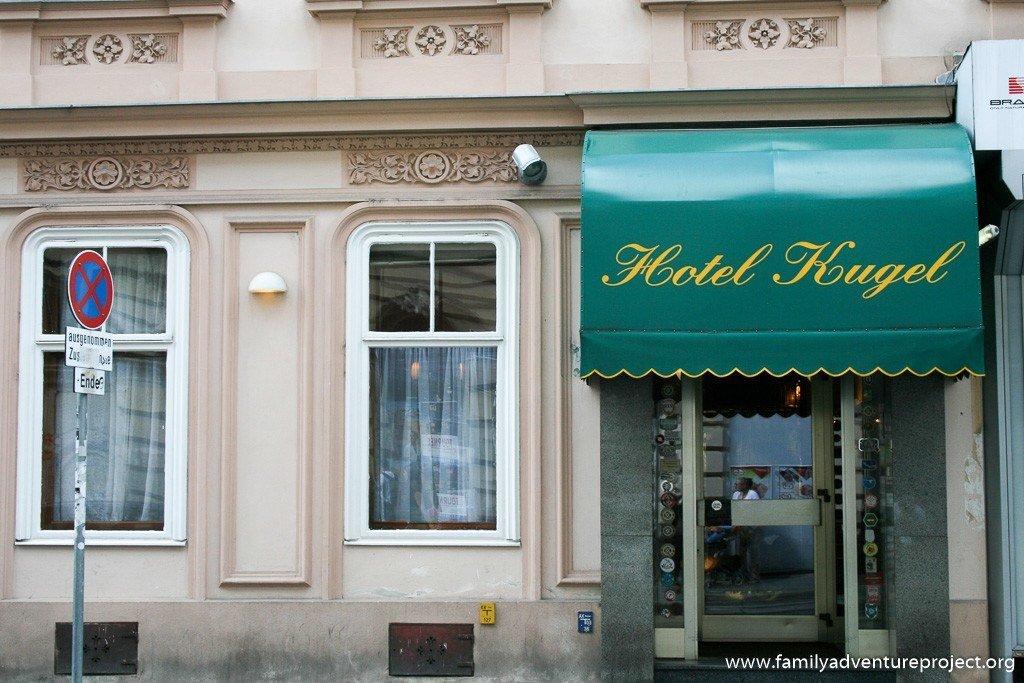 Hotel Kugel Vienna