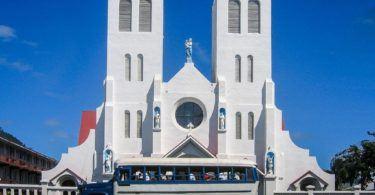 Apia Cathedral Samoa