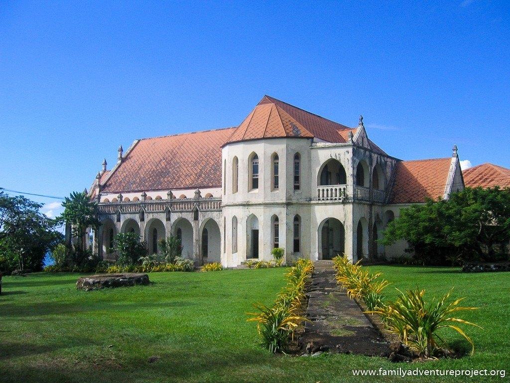 Piula Theological College, Upolu island, Samoa