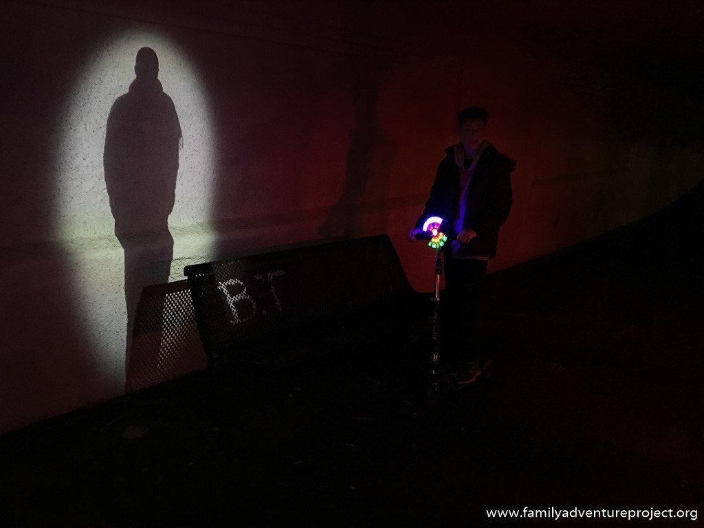I waited by Elisa Artesero for Lightpool, Blackpool