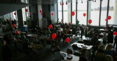 Family Games day at Reykjavik Children's Festival
