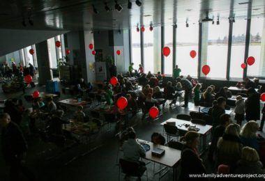 Family Games day at Reykjavik Children's Festival