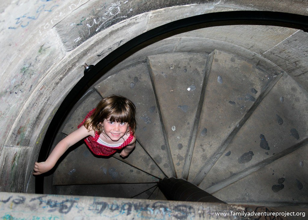 Climbing The Dom, Cologne Cathedral