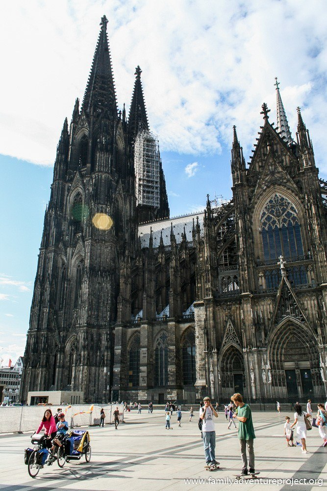 Cologne (Koln) Cathedral The Dom