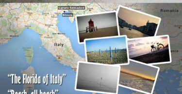 Lignano Sabbiadoro and Bibione Italy