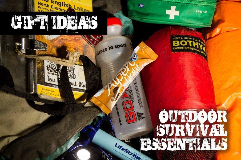 Outdoor Survival Essentials Gift Ideas