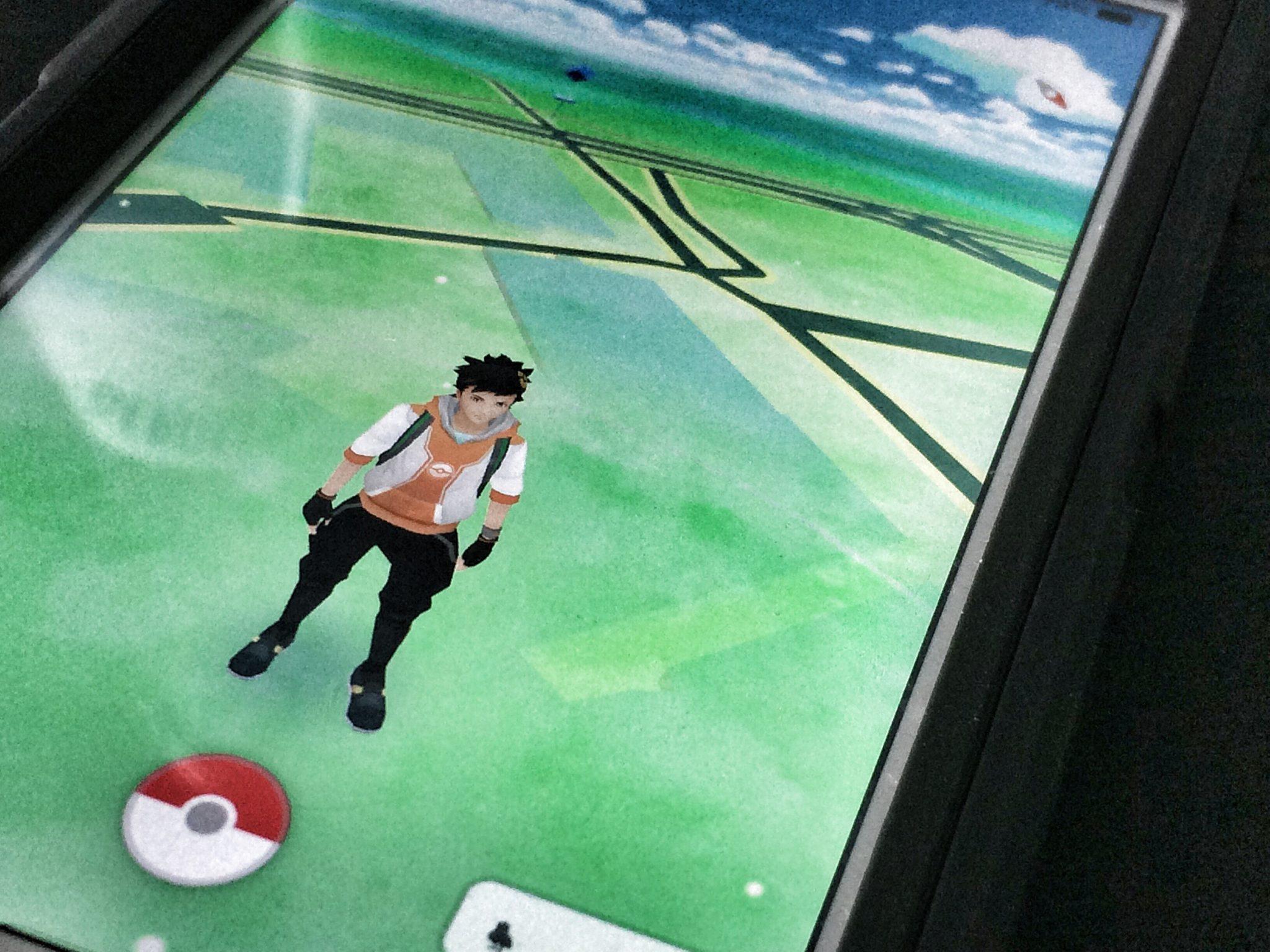 Virtual exercise becomes real with PokemonGO