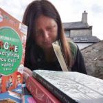 Kirstie Pelling, Poet in Residence for Lonely Planet Kids